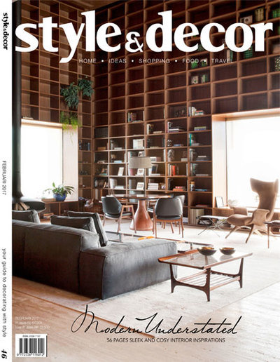 Small style decor cover february 2017