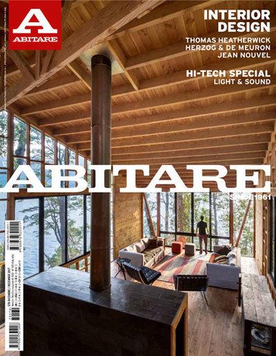 Small abitare cover