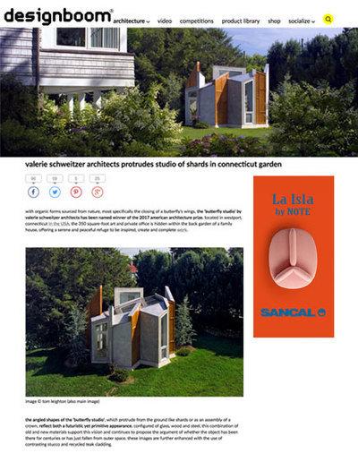Small designboom valerie