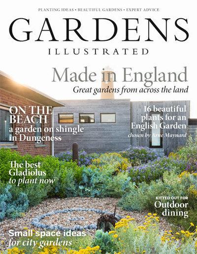 Small garden cover