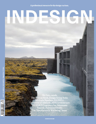 Small indesign cover