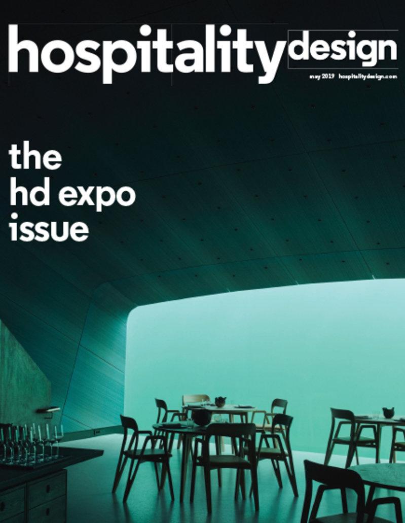 Standard hospitality design cover