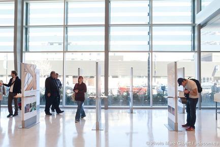Dossier de presse | 774-08 - Communiqué de presse | Exposition « Parcours littéraire d'une architecture gagnante » à Québec - L'Ordre des architectes du Québec (OAQ) - Évènement + Exposition - Crédit photo : Marc Gibert