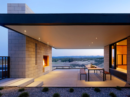 Press kit | 809-05 - Press release | Azure announces the finalists of the second annual AZ Awards - Azure Magazine - Competition - Firm:&nbsp;Aidlin Darling Design<br>Project:&nbsp;Paso Robles Residence&nbsp;