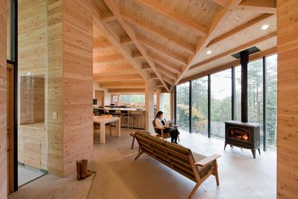 Dossier de presse | 809-05 - Communiqué de presse | Azure announces the finalists of the second annual AZ Awards - Azure Magazine - Concours - Firm:&nbsp;Koji Tsutsui Architect &amp; Associates<br>Project:&nbsp;InBetween House