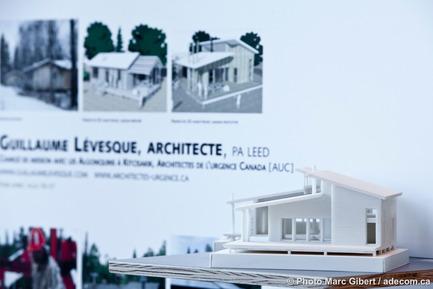 Press kit | 774-08 - Press release | Exposition « Parcours littéraire d'une architecture gagnante » à Québec - L'Ordre des architectes du Québec (OAQ) - Event + Exhibition