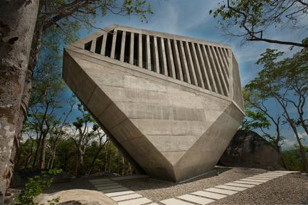 Dossier de presse | 809-05 - Communiqué de presse | Azure announces the finalists of the second annual AZ Awards - Azure Magazine - Concours - Firm:&nbsp;Bunker Arquitectura<br>Project:&nbsp;Sunset Chapel&nbsp;