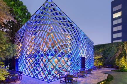 Dossier de presse | 809-05 - Communiqué de presse | Azure announces the finalists of the second annual AZ Awards - Azure Magazine - Concours - Firm:&nbsp;Rojkind Arquitectos + Esrawe Studio<br>Project:&nbsp;Tori Tori Restaurant
