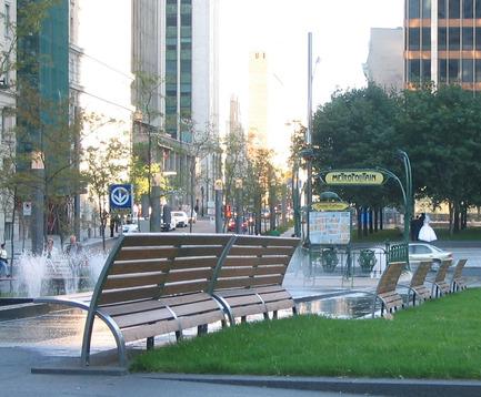 Press kit | 821-01 - Press release | Collection Esplanade - Equiparc - Product - Quartier International de Montréal, Montréal<br>Collection Internationale&nbsp;<br> - Photo credit: Equiparc