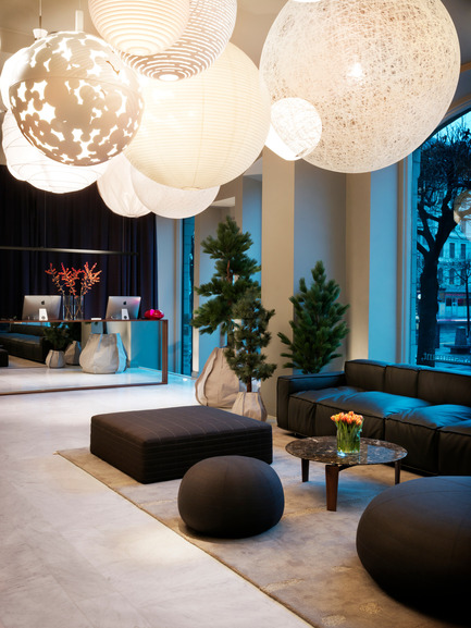 Dossier de presse | 809-05 - Communiqué de presse | Azure announces the finalists of the second annual AZ Awards - Azure Magazine - Concours - Firm:&nbsp;Claesson Koivisto Rune<br>Project:&nbsp;Stockholm Hotel