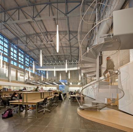 Dossier de presse | 809-05 - Communiqué de presse | Azure announces the finalists of the second annual AZ Awards - Azure Magazine - Concours - Firm:&nbsp;Lord Aeck &amp; Sargent with Office dA<br>Project:&nbsp;Hinman Research Building&nbsp;