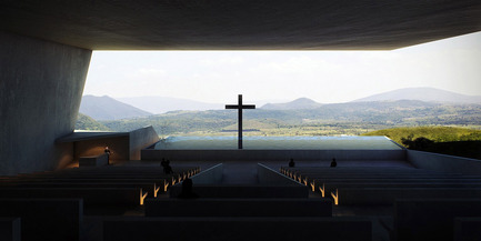 Press kit | 809-05 - Press release | Azure announces the finalists of the second annual AZ Awards - Azure Magazine - Competition - Firm:&nbsp;Sanjay Puri Architects<br>Project:&nbsp;Chapel at Murcia