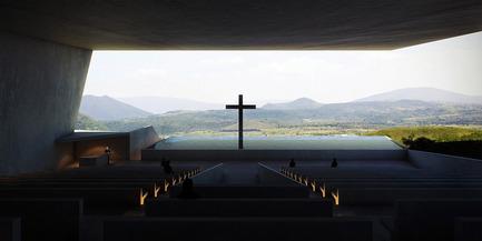 Dossier de presse | 809-05 - Communiqué de presse | Azure announces the finalists of the second annual AZ Awards - Azure Magazine - Concours - Firm:&nbsp;Sanjay Puri Architects<br>Project:&nbsp;Chapel at Murcia