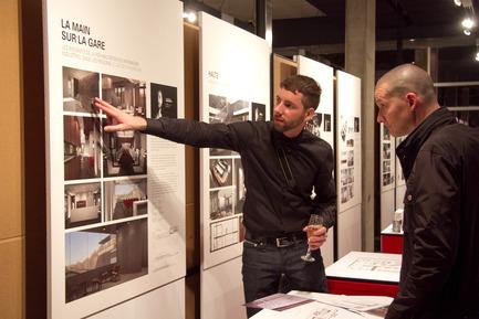 Dossier de presse | 1076-03 - Communiqué de presse | AME 11 : Exposition des finissant sde la Faculté de l'aménagement de l'UdeM - Faculté d'aménagement de l'Université de Montréal - Évènement + Exposition - Crédit photo : Audrey Boyle
