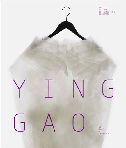 Press kit | 842-01 - Press release | Ying Gao: Art, Fashion and Technology - Ying Gao - Fashion Design - Photo credit: Dominique Lafond