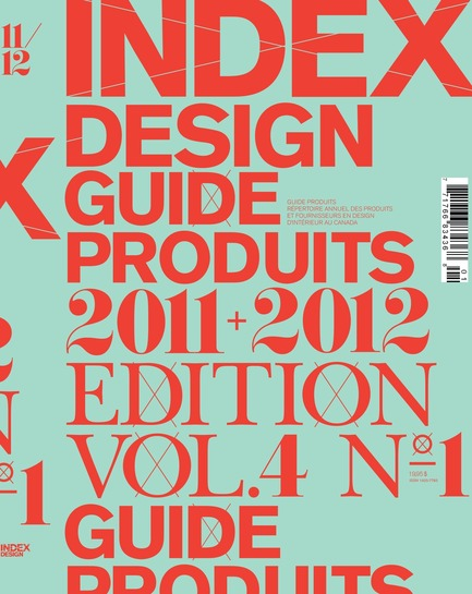 Press kit | 611-05 - Press release | Guide Produits Index-Design 2011 - Index-Design - Edition