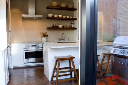 Press kit | 788-01 - Press release | Fonction et design contemporain - FX Studio par Clairoux - Residential Interior Design -  LES TOUILLEURS  - Photo credit: Virginie Belhumeur