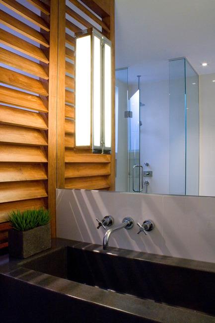 Press kit | 788-01 - Press release | Fonction et design contemporain - FX Studio par Clairoux - Residential Interior Design -  RÉSIDENCE MILE-END  - Photo credit: Virginie Belhumeur