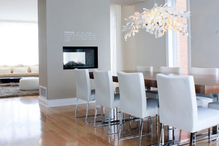 Press kit | 788-01 - Press release | Fonction et design contemporain - FX Studio par Clairoux - Residential Interior Design -  DÉVELOPPEMENT JUMELÉ VERDIF  - Photo credit: Virginie Belhumeur