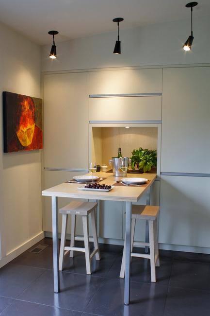 Press kit | 788-01 - Press release | Fonction et design contemporain - FX Studio par Clairoux - Residential Interior Design -  RÉSIDENCE BERNE  - Photo credit: Virginie Belhumeur