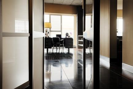 Dossier de presse | 788-01 - Communiqué de presse | Contemporary function and design - FX Studio by clairoux - Design d'intérieur résidentiel - RÉSIDENCE DUCHARME - Crédit photo : Charles Audet