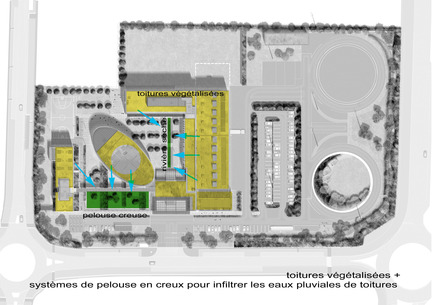 Dossier de presse | 896-03 - Communiqué de presse | Delivery of the Véolia environnement Centre-Est training Campus - Arte Charpentier Architectes - Institutional Architecture - Crédit photo : Arte Charpentier Architectes