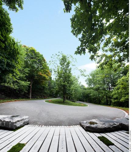 Press kit | 602-04 - Press release | Peel Entrance – Mount Royal Park - Lemay+CHA (Lemay) - Landscape Architecture