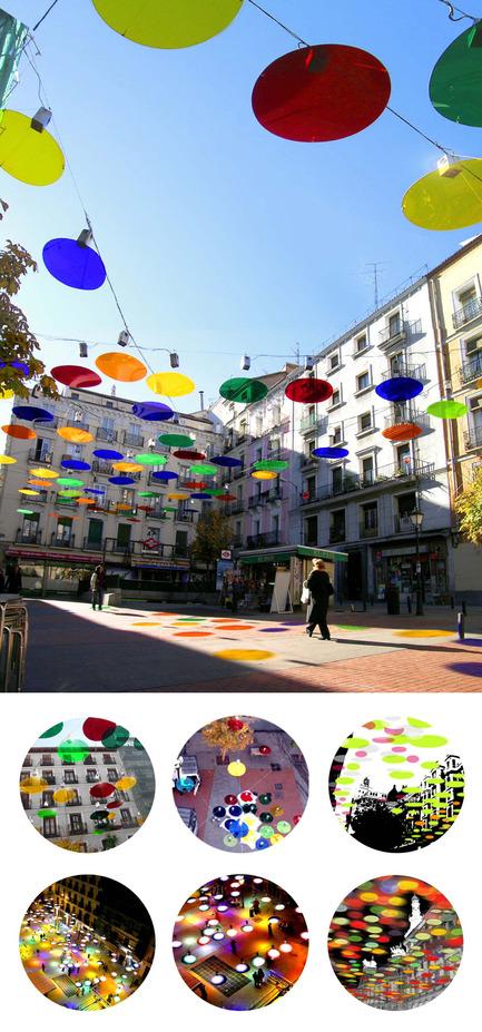 Dossier de presse | 512-04 - Communiqué de presse | Outdoor lighting concepts rewarded at the SIDIM - Fondation CLU de Philips Lumec - Competition - FINALISTE<br>Sergio Sebastian Franco / Confeti<br><br>Zaragoza, Spain<br>