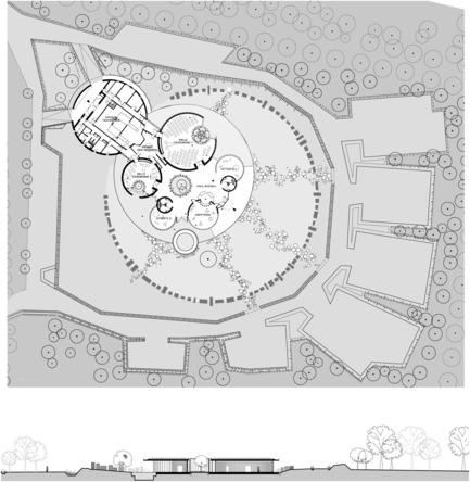 Press kit | 758-01 - Press release | Rennes Metropole's Crematorium - PLAN01 architects - Commercial Architecture - Photo credit: