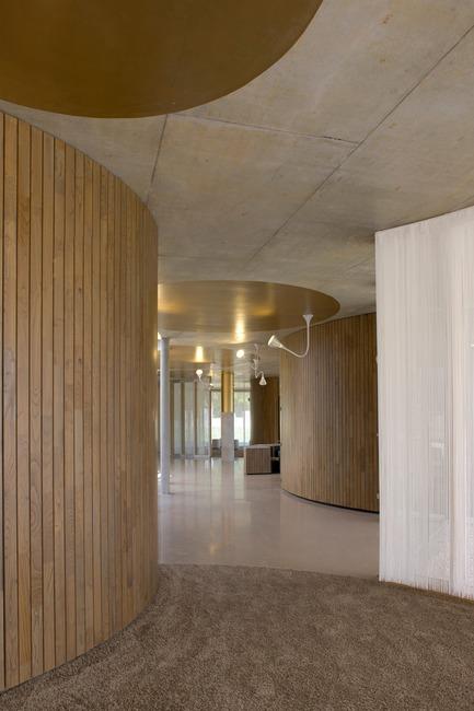 Press kit | 758-01 - Press release | Rennes Metropole's Crematorium - PLAN01 architects - Commercial Architecture - Photo credit: Stéphane Chalmeau