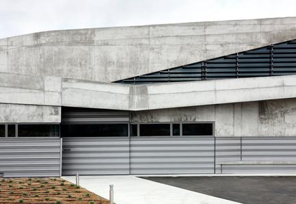 Press kit | 791-01 - Press release | Qumrán winery - Konkrit Blu Arquitectura - Industrial Architecture - Photo credit: José Hevia