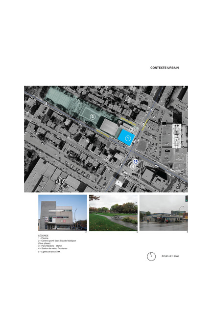Press kit | 558-03 - Press release | Expansion of Centre sportif J.-C. Malépart - Saia Barbarese Topouzanov Architectes - Institutional Architecture
