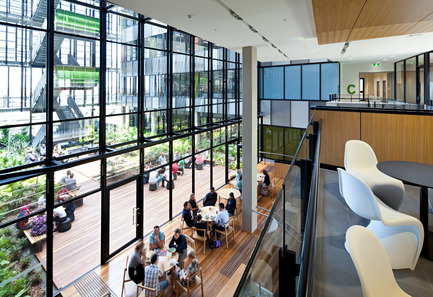 Press kit | 813-01 - Press release | Ecosciences Precinct - HASSELL - Institutional Architecture - Photo credit: Christopher Frederick Jones