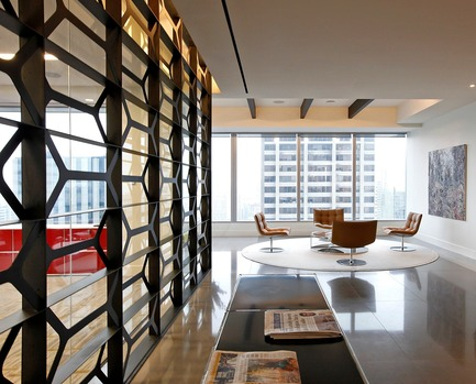 Press kit | 796-01 - Press release | Heenan Blaikie LLP offices - id+s Design Solutions - Commercial Interior Design - Photo credit: David Whittaker