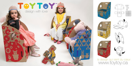 Press kit | 785-01 - Press release | Design with love - Toytoy - Product - Photo credit: RaphaelLacoste_FlorentGoy