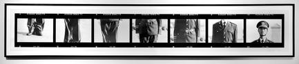 Press kit | 696-03 - Press release | Drapeau rouge, art contemporain chinois dans les collections montréalaises - Musée des beaux-arts de Montréal (MBAM) - Évènement + Exposition - Seven Frames, 1994<br>Épreuve à la gélatine argentique, 1/6<br>63,5 x 317,5 cm<br>Achat, fonds de la Campagne du Musée 1988-1993 - Photo credit: Ai Weiwei – Né à Beijing en 1957
