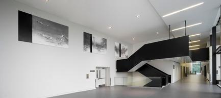 Press kit | 746-02 - Press release | Public Art - Collège Jean-de-Brébeuf - Yechel Gagnon - Art - Photo credit: Marc Cramer