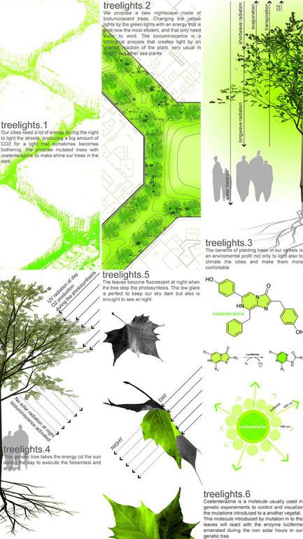 Dossier de presse | 512-04 - Communiqué de presse | Outdoor lighting concepts rewarded at the SIDIM - Fondation CLU de Philips Lumec - Competition - FINALISTE<br>Pablo Martínez Díez / Treelights<br><br>Barcelona, Spain<br>