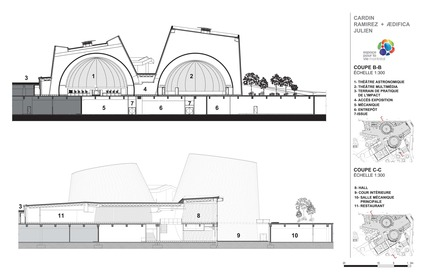 Press kit | 675-06 - Press release | Rio Tinto Alcan Planetarium - Cardin Ramirez Julien + Aedifica - Commercial Architecture