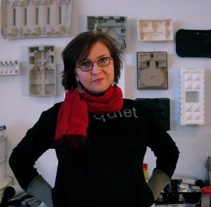 Press kit | 562-42 - Press release | Boutique CODE SOUVENIR MONTRÉAL : la créativité montréalaise à son meilleur! - Bureau du design - Ville de Montréal - Product - TOMA OBJETS&nbsp;<br>Designer : Anne Thomas&nbsp;<br>Nom du produit : Jeu + sous-plat « TicTacHot »&nbsp; - Photo credit: TOMA OBJETS