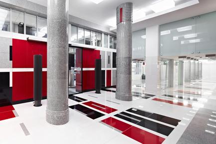 Dossier de presse   1139-01 - Communiqué de presse   Monumental Modernity - FAAB Architektura - Architecture institutionnelle - Crédit photo :         Bartłomiej Senkowski