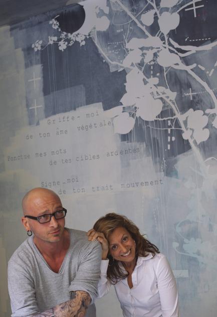 Press kit | 1074-05 - Press release | Les créations de Mel et Kio au SIDIM 2014 - Inhoma Design - Produit - Photo credit:         Mel et Kio studio le Prédeau