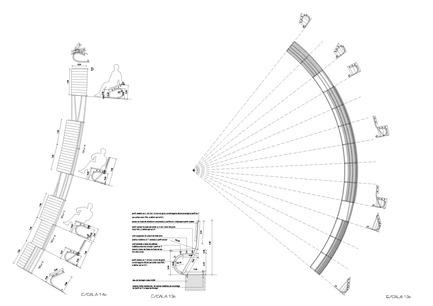 Press kit | 810-01 - Press release | Piazza Ricard Viñes - Benedetta Tagliabue -EMBT - Urban Design - Photo credit: EMBT