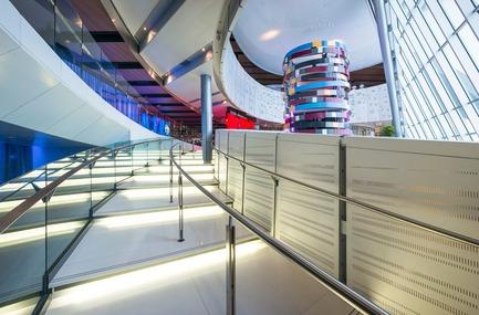 Press kit | 952-04 - Press release | Revival of the Casino de Montréal - Provencher_Roy + Associés | Menkès Shooner Dagenais LeTourneux Architectes - Commercial Architecture - Photo credit: Marc Cramer
