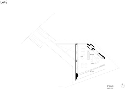 Press kit | 1118-02 - Press release | Le 49 - APOLLO Architects & Associates Co., Ltd - Residential Architecture