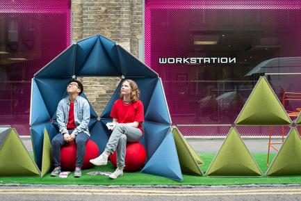 Press kit | 1109-02 - Press release | Clerkenwell Design Week celebrates a record-breaking fifthedition - Clerkenwell Design Week - Event + Exhibition - Workstation Clerkenwell - Photo credit: Jim Stephenson