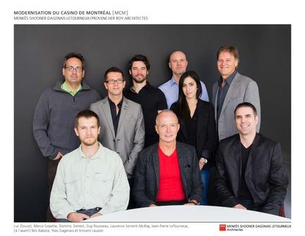 Press kit | 952-04 - Press release | Revival of the Casino de Montréal - Provencher_Roy + Associés | Menkès Shooner Dagenais LeTourneux Architectes - Commercial Architecture - Équipe MSDL