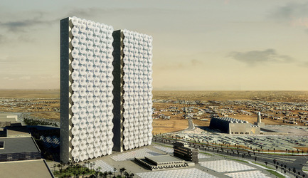 Press kit | 809-12 - Press release | Azure announces the winners of the fourth annual AZ Awards - Azure Magazine - Competition - Best Unbuilt Competition Entry: REX Architecture: Media Headquarters Buildings