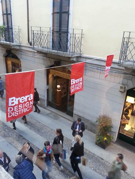 Press kit | 1128-01 - Press release | Brera Design District Milano 110 exhibitions, parties and site-specific installations - Studiolabo - Event + Exhibition - Photo credit: Brera Cinzia Cantoni