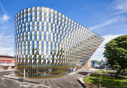 Dossier de presse | 661-23 - Communiqué de presse | World Architecture Festival Awards 2014 shortlist announced - World Architecture Festival (WAF) - Concours - Aula Medica - Wingårdh Arkitektkontor AB